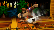 Puñetazo gigantesco (1) SSB4 (Wii U)