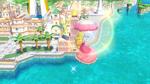 Sombrilla ligera (2) SSB4 (Wii U)