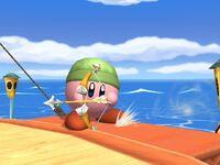 Toon Link-Kirby 2 SSBB