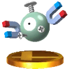 Trofeo de Magnemite SSB4 (3DS)