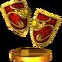 Trofeo de Orbitales escudo SSB4 (3DS)