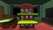 Casa de juguete en Gamer SSB4 (Wii U)