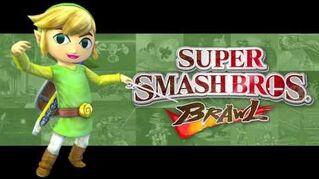 Dragon Roost Island - Super Smash Bros