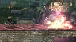 Explosión (2) SSB4 (Wii U)