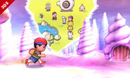 Ness en Magicant SSB4 (3DS)