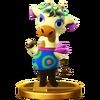 Trofeo de Graciela SSB4 (Wii U)