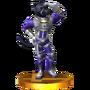 Trofeo de Panther Caroso SSB4 (3DS)