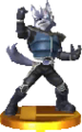 Trofeo de Wolf O'Donnell SSB4 (3DS)