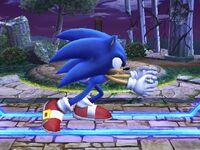 Agarre Sonic SSBB