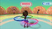 Hula Hoop en Wii Fit