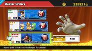 Master Orders (version americana) SSB4 (Wii U)