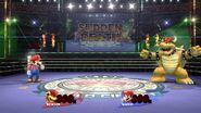 Muerte Subita en el Cuadrilatero SSB4 Wii U 2