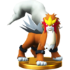 Trofeo de Entei SSB4 (Wii U)