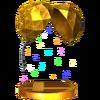 Trofeo de Piñata SSB4 (3DS)