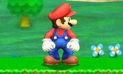 Burla superior Mario SSB4 (3DS)