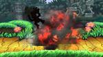 Cacahuetola explosiva (2) SSB4 (Wii U)