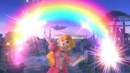 Movimiento desconocido de Peach SSB4 (Wii U)