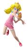 Pegatina Peach (Mario Superstar Baseball) SSBB