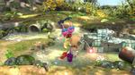Pikmin alados fuertes (1) SSB4 (Wii U)