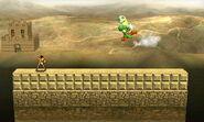 Reino Champiñónico versión omega SSB4 (3DS)