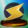 Trofeo de Modulo de Ataque en Espiral SSBM