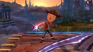 Burla 1 Tirador Mii (1) SSB4 Wii U