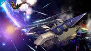 Landmaster de Falco SSB4 (WiiU)