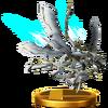 Trofeo de Cara Némesis SSB4 (Wii U)