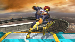 Ataque normal Captain Falcon (3)