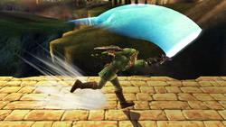 Ataque rápido Link SSBB