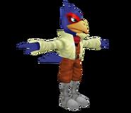 Pose T Falco (SSBM)