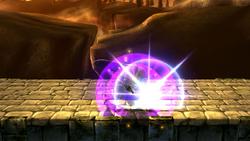 Puño Oscuro (1) SSB4 (Wii U)