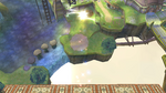 Ráfaga de Farore SSB4 (Wii U)