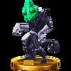 Trofeo de Leon Powalski SSB4 (Wii U)