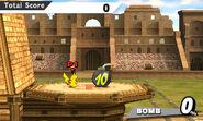 Bomba Smash SSB4 (3DS) (1)