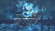 Efecto de Leviatán en Midgar (1) SSB4 (Wii U)