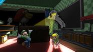 Luigi y Toon Link en GAMER SSB4 (Wii U)