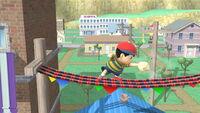 Ataque normal Ness (1) SSB4 (Wii U)