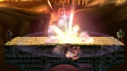 Bomba gigante (2) SSB4 (Wii U)