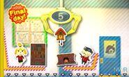 Cazainsignias en Nintendo Badge Arcade