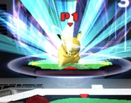 Entrada Pikachu SSBB