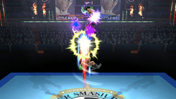 Gancho contundente (4) SSB4 (Wii U)