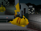 Pikachu Indefensión SSBM