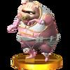 Trofeo de Pigma Dengar SSB4 (3DS)