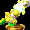 Trofeo de Yoshi (Alt.) SSB4 (Wii U)