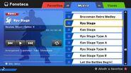 Error del nombre de Yoko Shimomura SSB4 (Wii U)