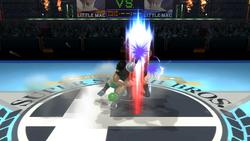 Gancho contundente (2) SSB4 (Wii U)