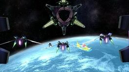 Smash Bros Wii U Conversacion secreta en la Estacion Espacial Star Fox