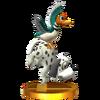 Trofeo de Duck Hunt (alt.) SSB4 3DS