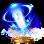 Trofeo de Láser Zero SSB4 (Wii U)